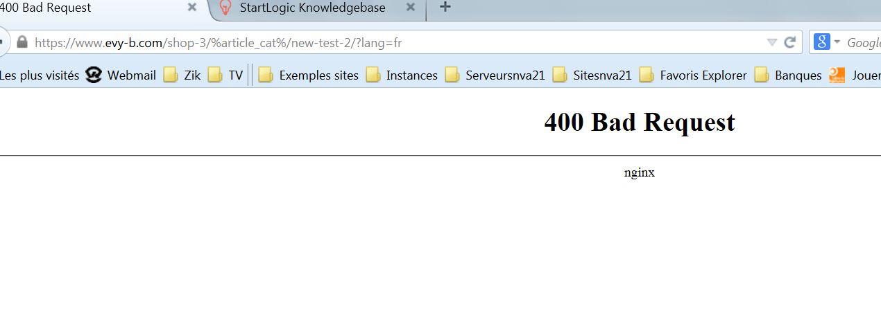 400 Bad Request nginx - WPML