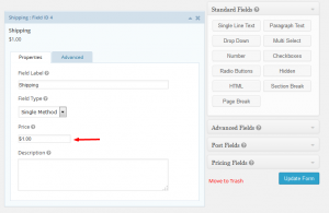 Fixed issues with Price Fields string registration and translation 2