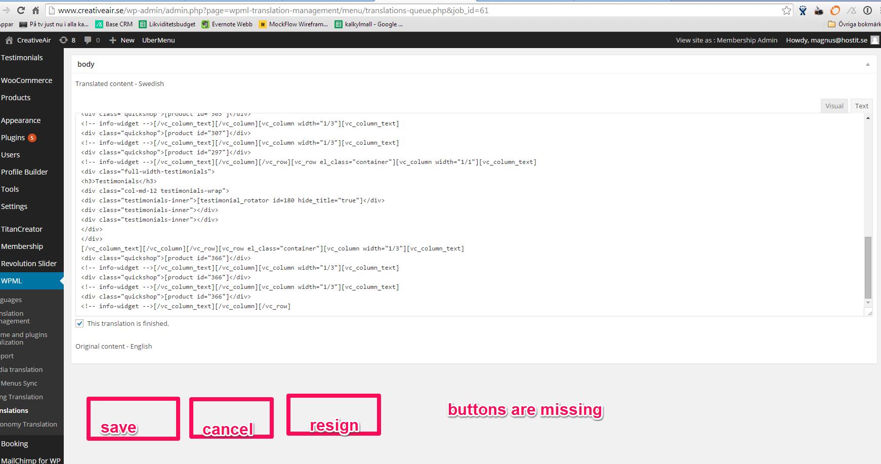 creativeair WPML button missing.png