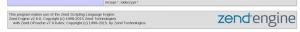 phpinfo quand Xdebug n'est pas exécuté (idéal pour les tests de performance)