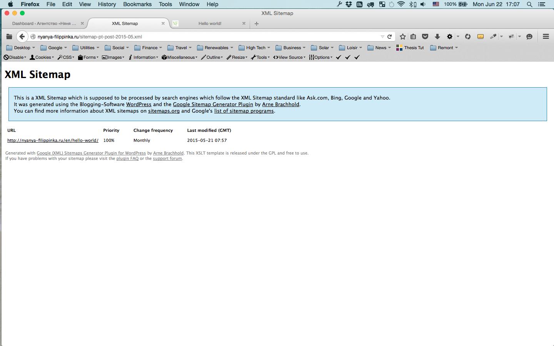 xml sitemap generator for wordpress not working slimniyaseru