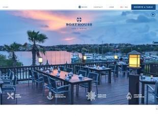 boathousefoodandmarina.com