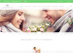 ludaflower.com