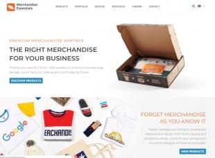 merchandise-essentials.com