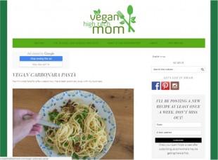 veganhightechmom.com