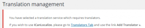 בחירת הודעה למתרגמים