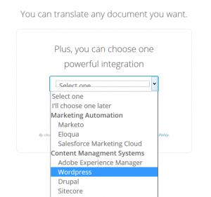 Integración con WordPress