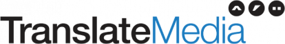 TranslateMedia logo