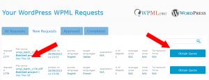 רשימת משימות של TranslateMedia