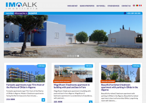 imoalk.com available in inglese, portoghese e francese