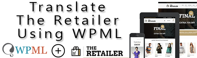 wpml and the retailer