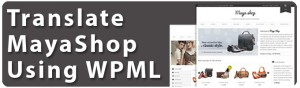 wpml and mayashop