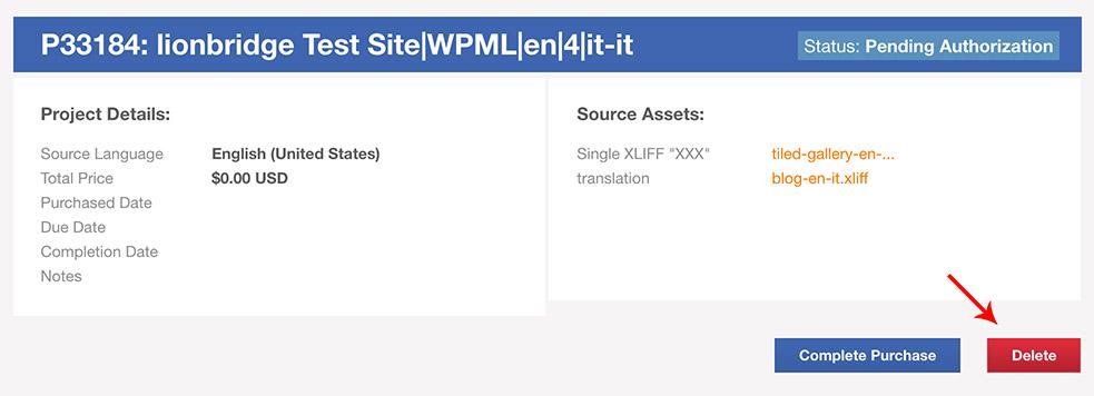 Translating WordPress sites with WPML and Lionbridge