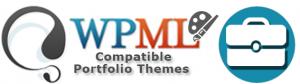 Compatible portfolio themes