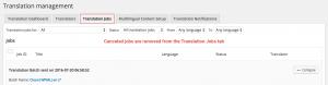 Отмененные заказы удаляются из вкладки «Заказы на перевод»