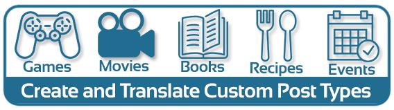 How to create and translate custom post types - WPML