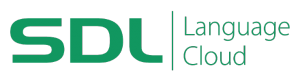 SDL Language Cloud Logo