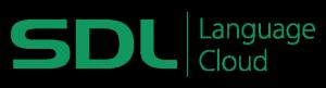 SDL Language Cloud Logo