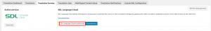 SDL Cloud is authorized