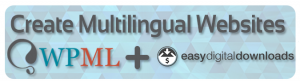 Easy Digital Downloads Multilingual