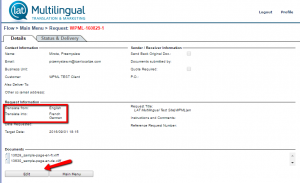 Descrizione del progetto di LAT Multilingual