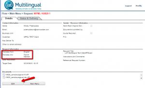 Descrição do projeto no LAT Multilingual