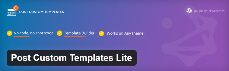 Compatibility between Post Custom Templates Lite plugin and WPML