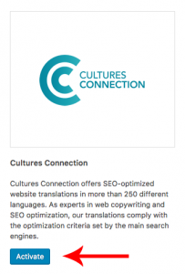 Activating Cultures Connection
