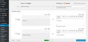 Avada and WPML Translation Editor
