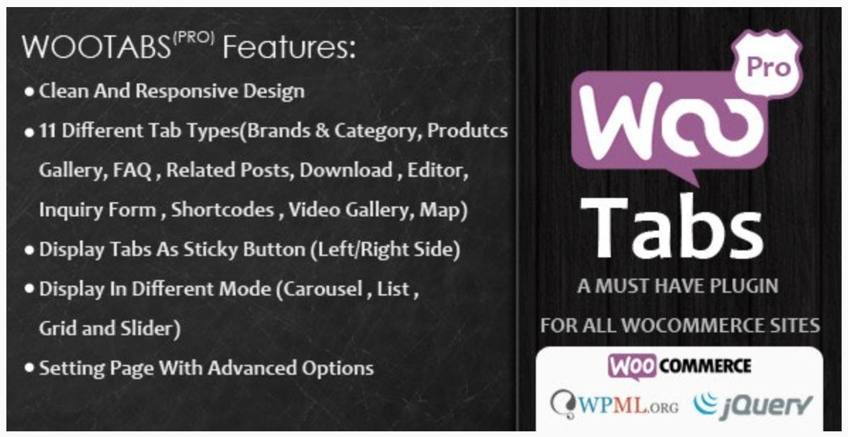 WooCommerce Product Tab Pro img