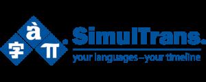 SimulTrans logo