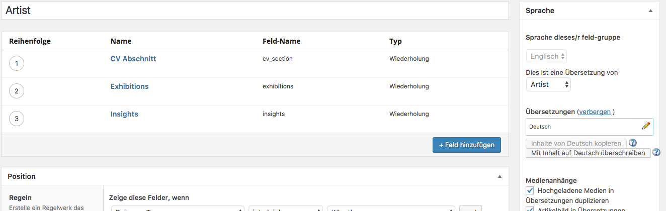 Acf Field Group Config Is Not Copied To Other Language Wpml
