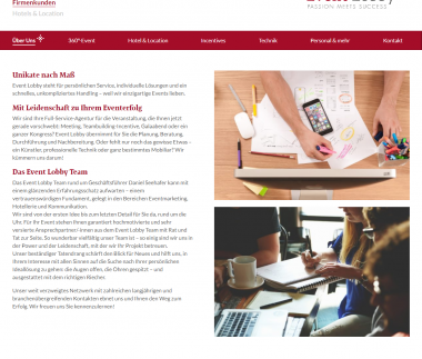 eventlobby.de (Event Management Agency)