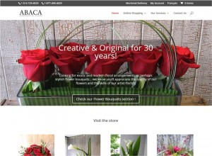 Fleuriste ABACA