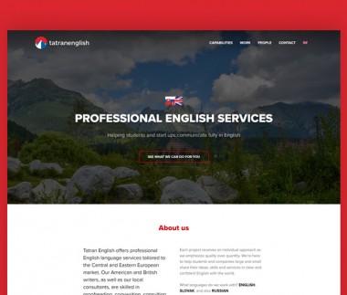 Tatran English