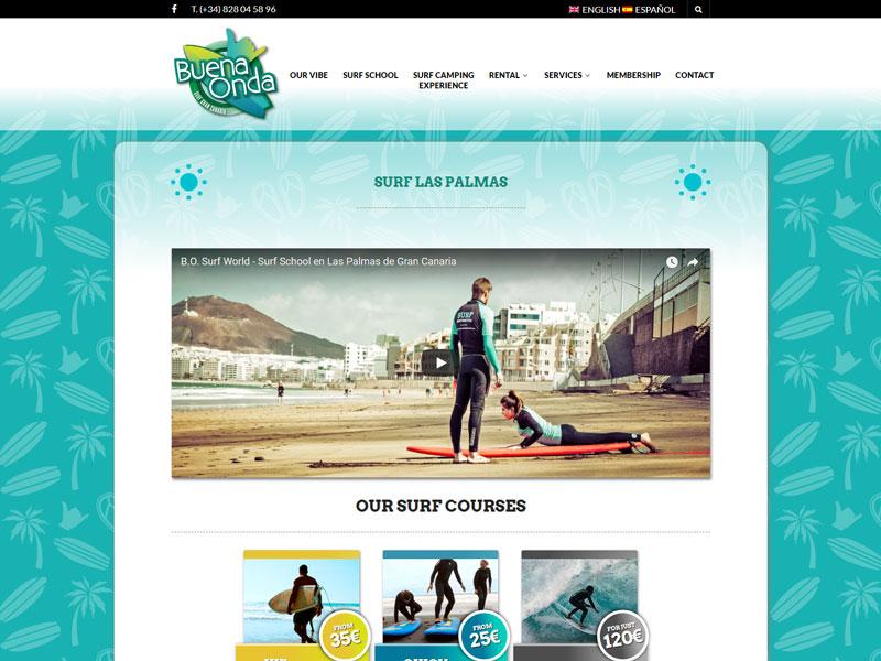 Buena Onda Surf World