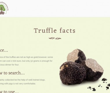 Truffle growing
