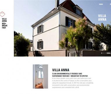 Villa Anna Bed & Breakfast Speyer