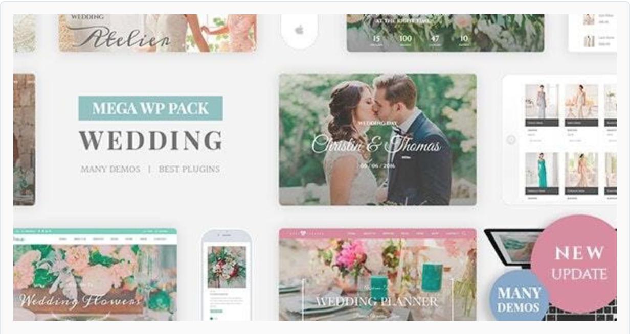 Wedding Industry theme
