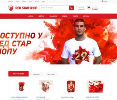 Red Star shop online