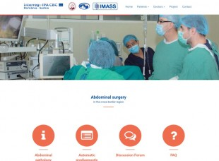 IMASS | Improving abdominal surgery services in the cross-border region Romania-Serbia
