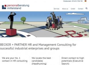 Becker + Partner Personalberatung Mittelstand