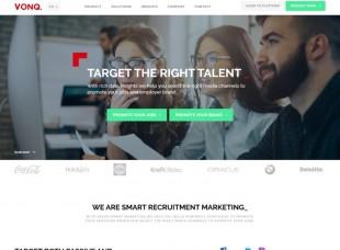 Vonq | Smart Reqruitment Marketing