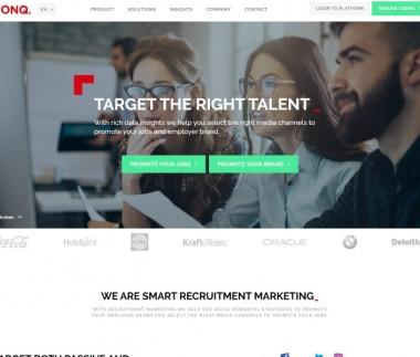Vonq   Smart Reqruitment Marketing