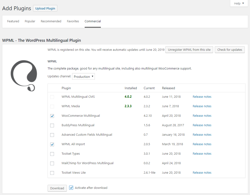 wpml multilingual cms plugin nulled free download