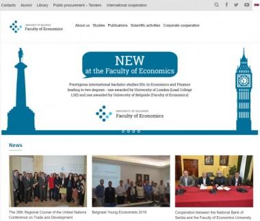 Faculty of Economics