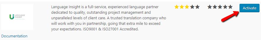 Activating Language Insight