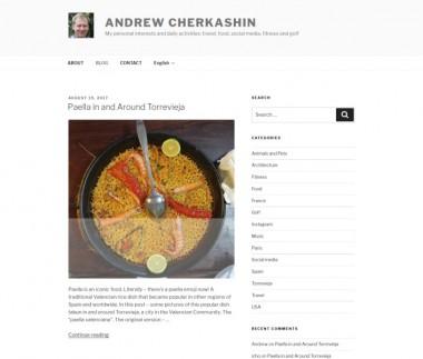 Andrew Cherkashin