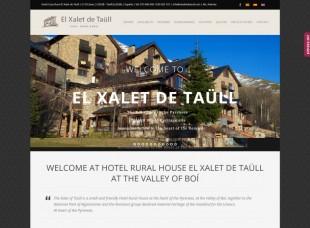 Hotel Casa Rural en Taüll en La Vall de Boí corazón de los Pirineos