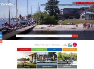 De Kuilart – Vakantie aan het water in friesland
